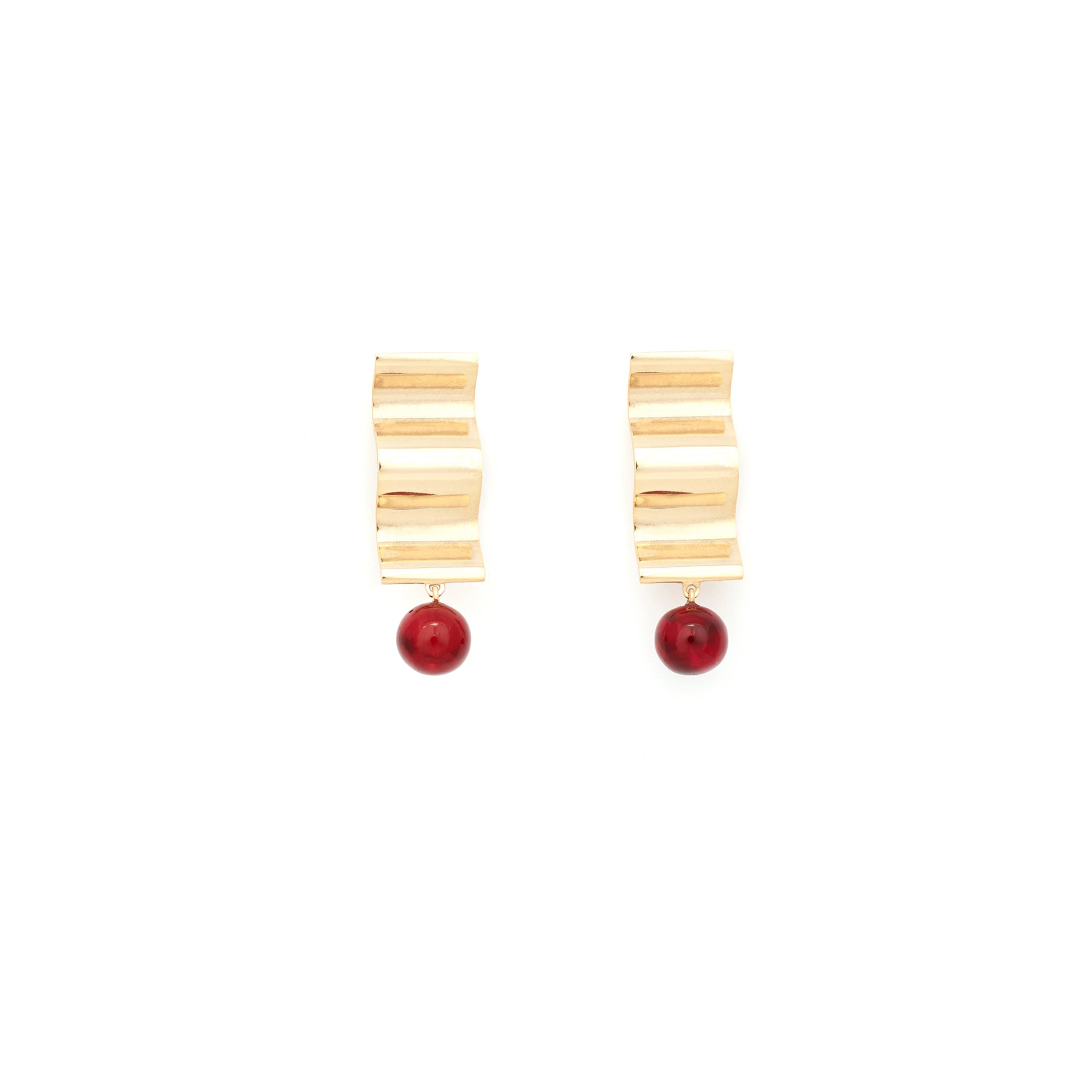 Unwavered Earring - Currant