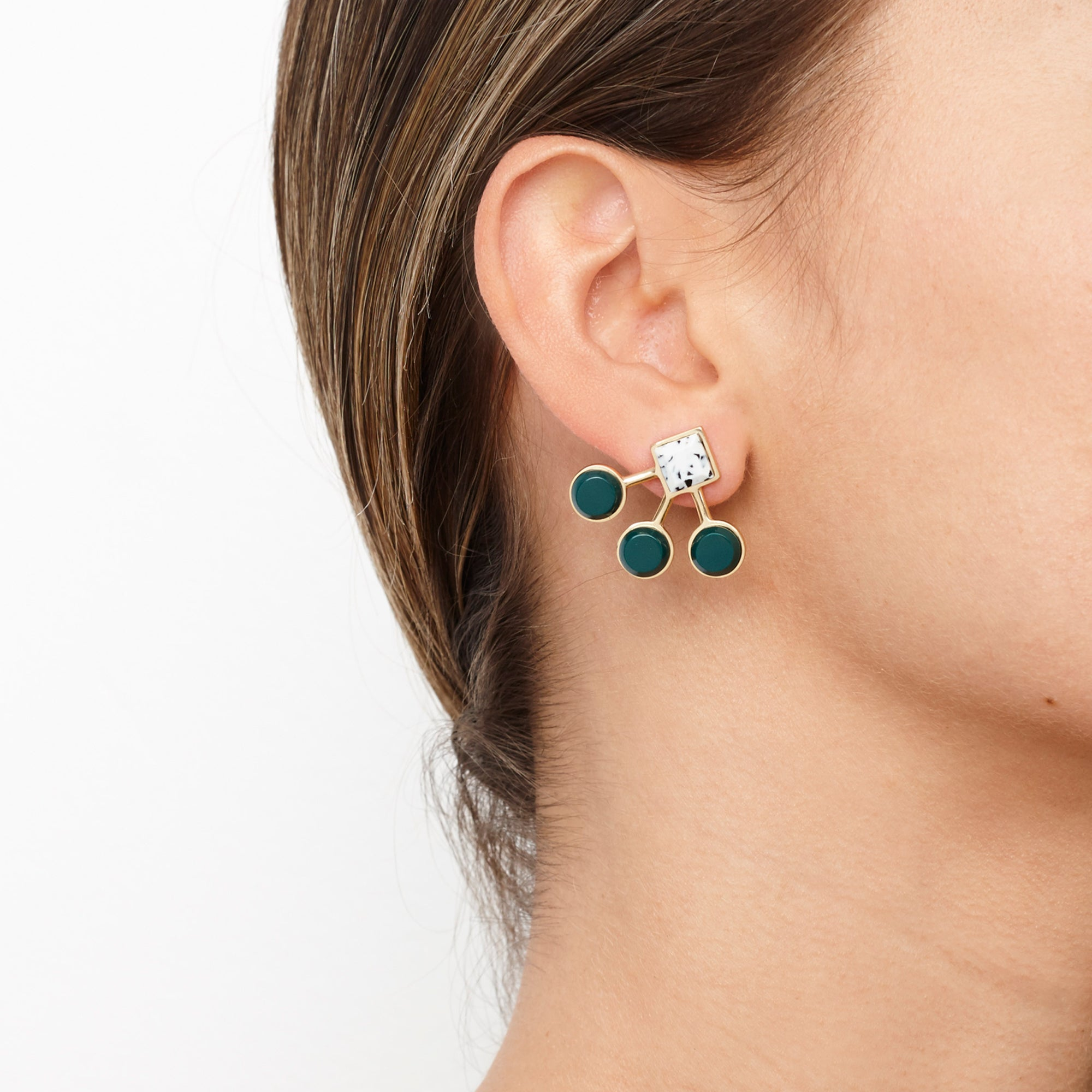 Halcyon Studs - Forest