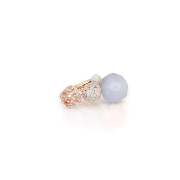 PRE ORDER // Remnants Rings - Blue Laced Agate