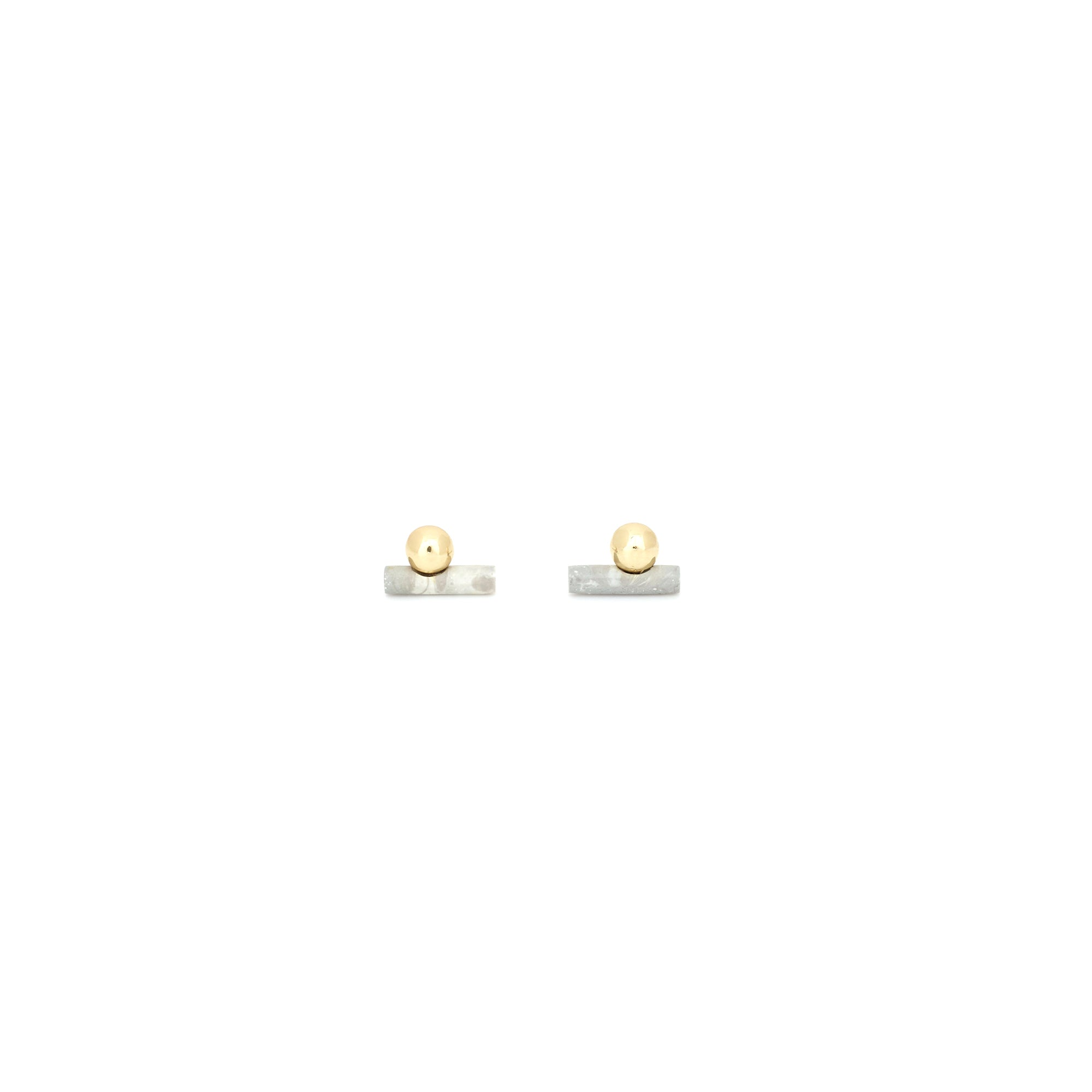 Stasis Earring - Stone Marle
