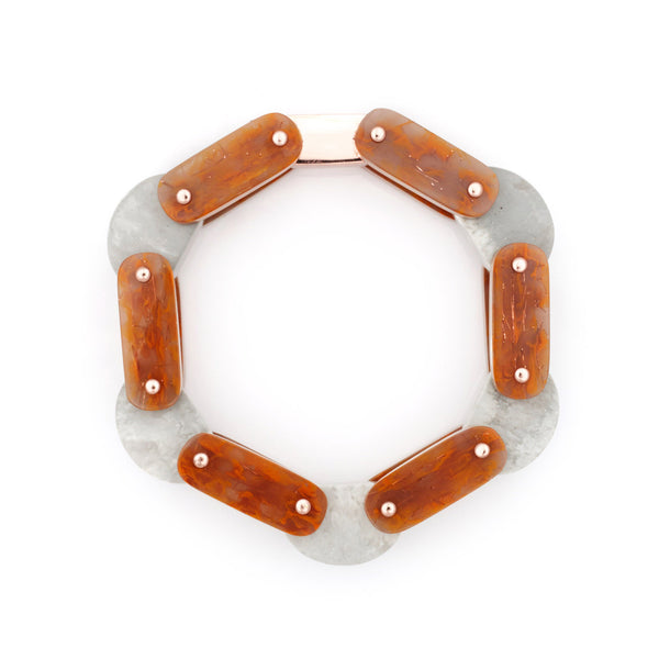 Petite Keep Watch Bracelet - Rust