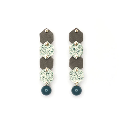 Earrings of Absolution - China Jade