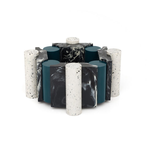 Father Bracelet - Midnight Jasper
