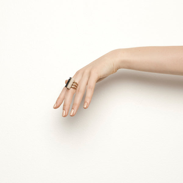 Momentum Ring by Studio Elke