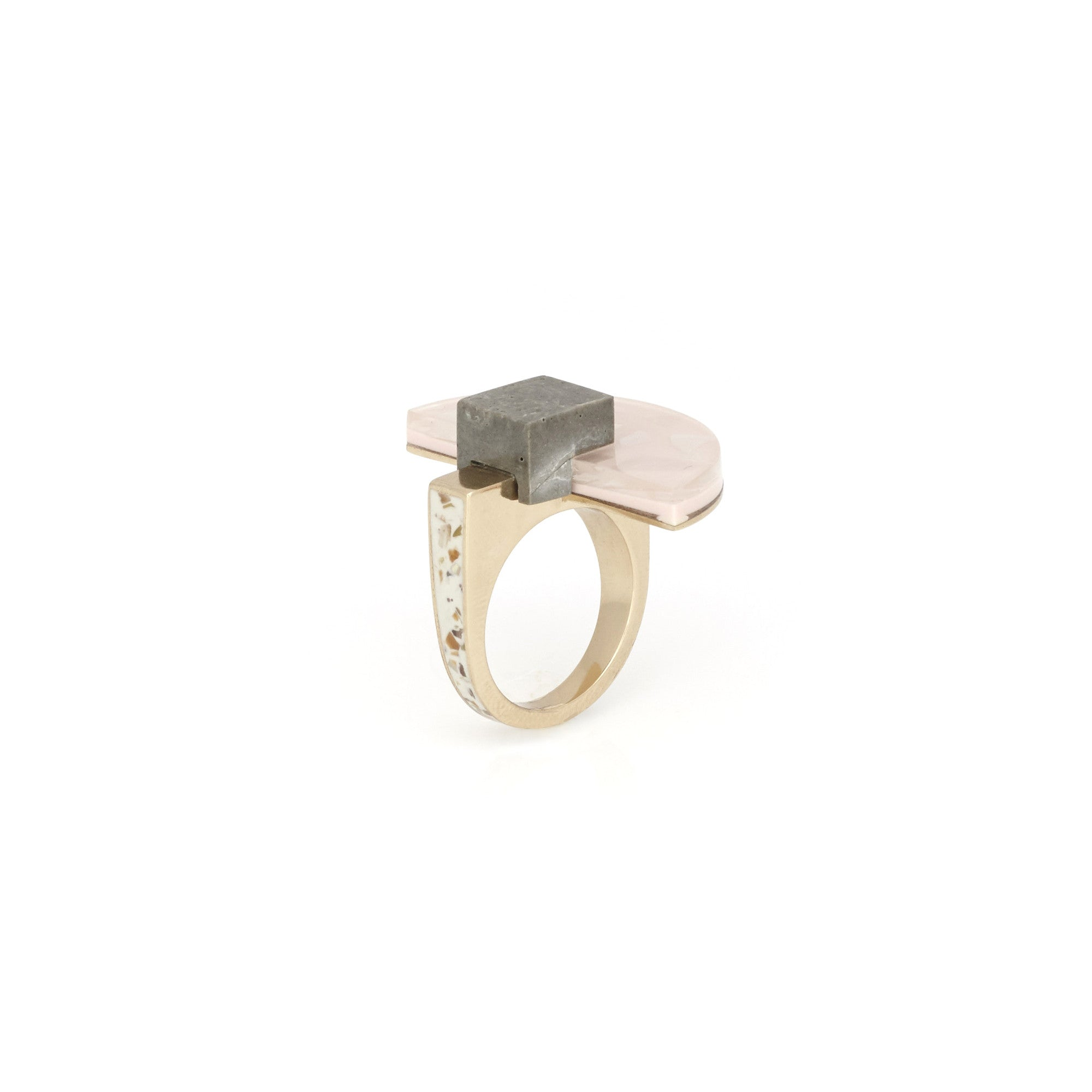 Nucleus Ring- Musk Fleck