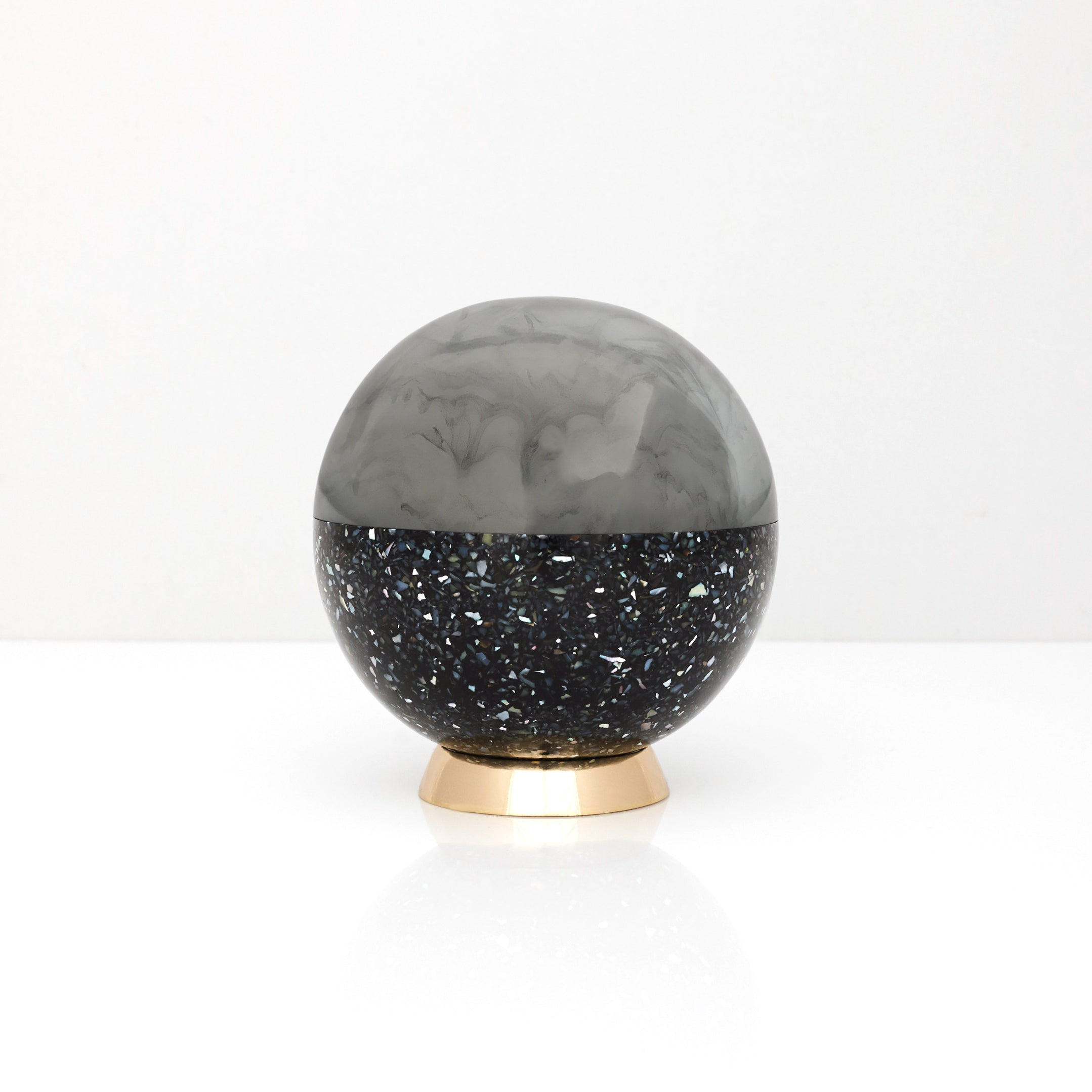 Small Jewel Box - Dark Granite