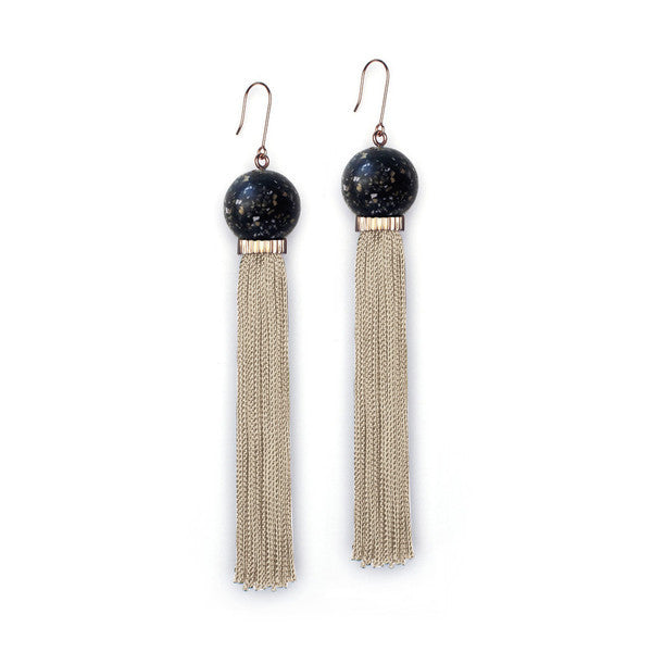Bespoke Tassel Earrings