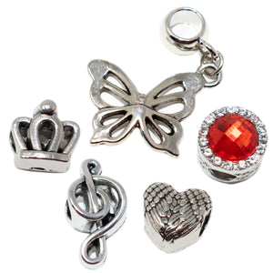 Jenni Rivera Charm Bracelet Accessories