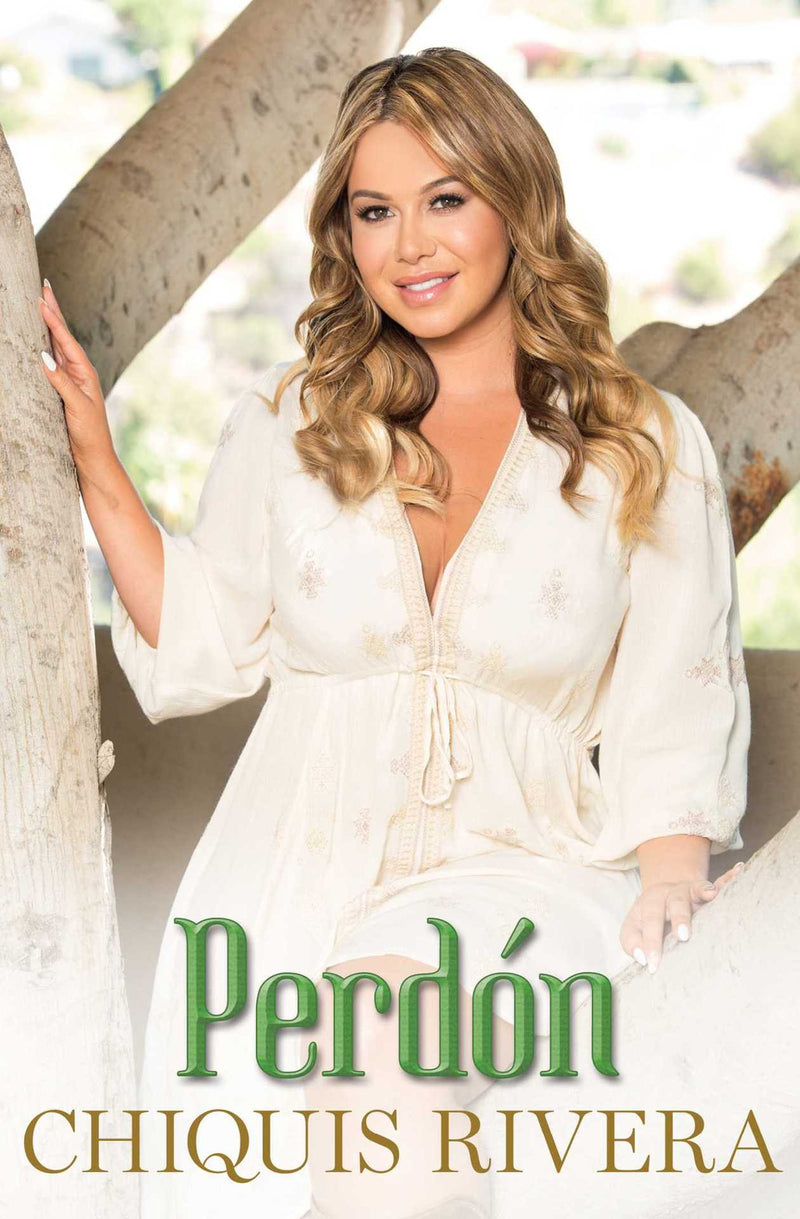 Perdón By Chiquis Book