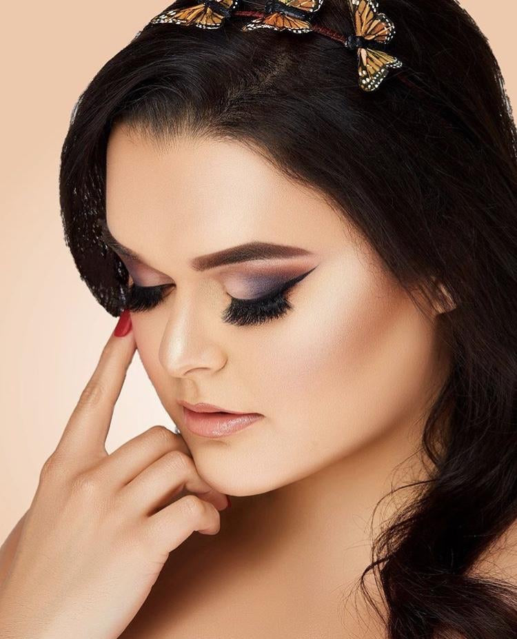 Jenni Rivera  x Be Bella Cosmetic Diva Collection