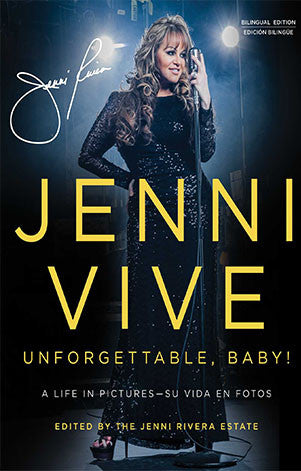 JENNI VIVE UNFORGETTABLE BABY Picture Book