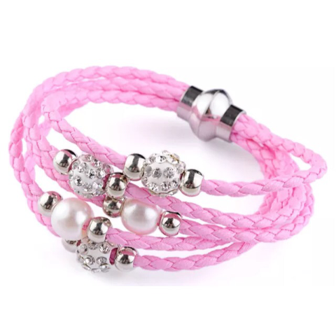 Bracelet: Pirouette - Pink 🌟 CLEARANCE 🌟