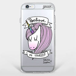 NEW!!! Phone Case: Unicorn ~ Believe In Yourself