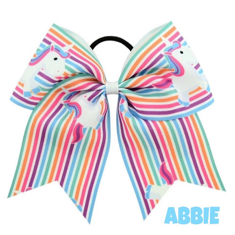 Single Bow: Abbie 🎀 NEW 🎀