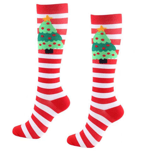 Boot Socks: Christmas ~ Tree 🎄 CLEARANCE!