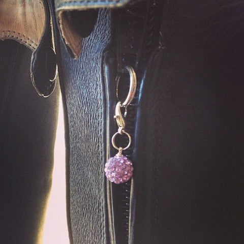 Bridle Charm: Match Your Pony - Lavender