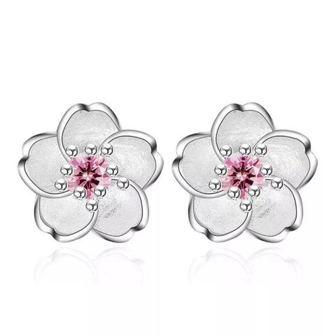 Earrings: Blossom - New!