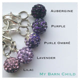 Charm: Match Your Pony - Purple