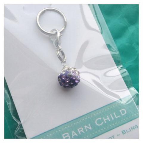 Charm: Match Your Pony - Purple Ombré