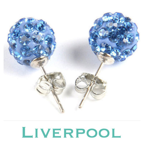 Earrings: Match Your Pony - Liverpool