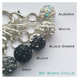 Charm: Match Your Pony - Black