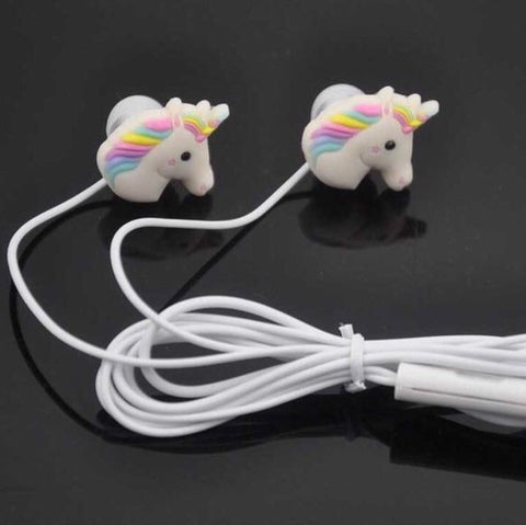 Ear Phone / Ear Buds: Unicorns