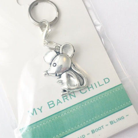 Bridle charm: mouse 🐭 clearance
