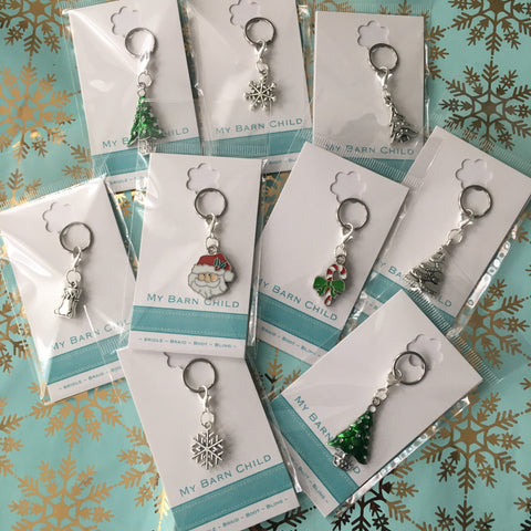 Bridle Charm Christmas Clearance BOGO Set of 9