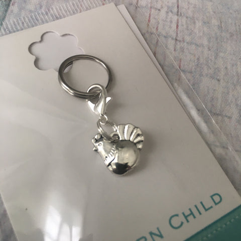 Bridle Charm: Chicken ~ NEW