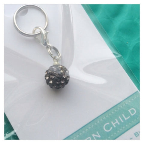Bridle Charm: Match Your Pony - Gray