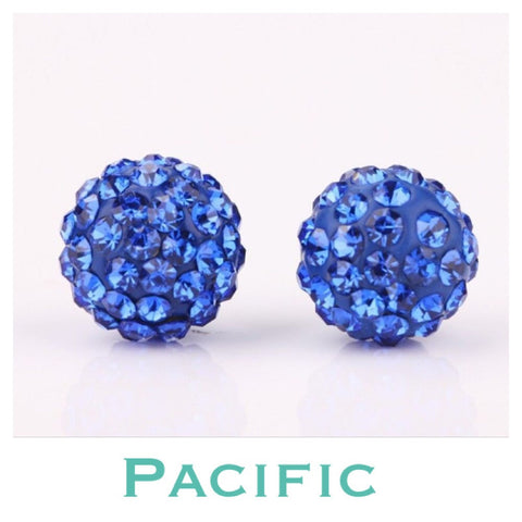Earrings: Match Your Pony - Pacific