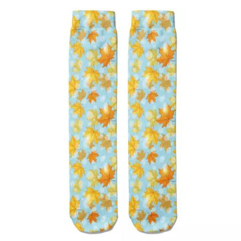 Boot Socks: Woodland Creatures ⭐️ CLEARANCE ⭐️