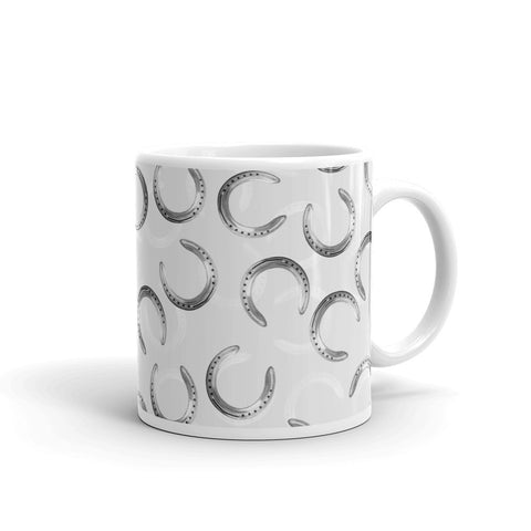 """Horseshoe"" Collection: Mug"