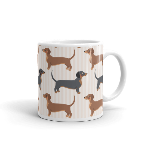 Mug: Dachshunds
