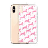 iPhone Case: Carousel ~ White