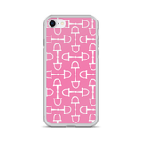 iPhone Case: Snaffles ~ Pink