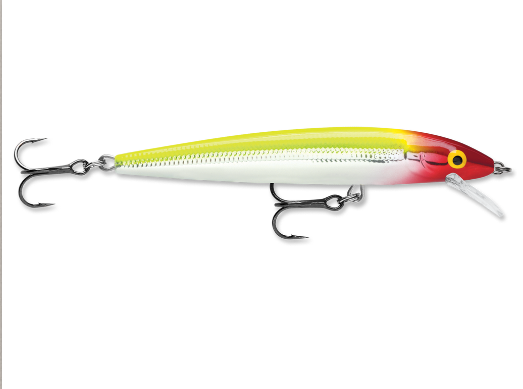 "Rapala Husky Jerk® - 4"" - Clown-High Falls Outfitters"