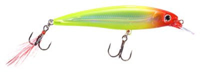 "Rapala X-Rap - 4"" - CLOWN-High Falls Outfitters"
