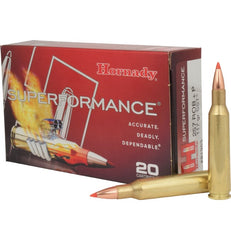 HORNADY SUPERFORMANCE 257 ROB+P - 117 GR SST