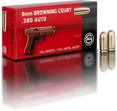 50 rds. GECO 9MM, 95Grain FMJ Ammo-High Falls Outfitters