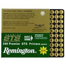 REMINGTON PREMIER STS 209 PRIMERS