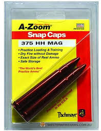 A-ZOOM SNAP CAPS .375 H&H MAG