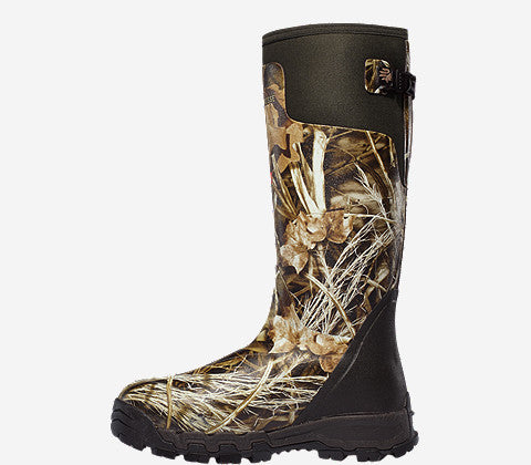 LaCrosse Men's Alphaburly Pro 18 Ad Max4 800G Hunting Boot-High Falls Outfitters