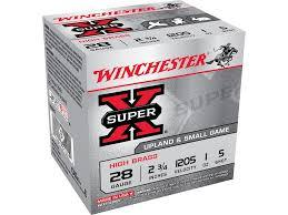 WINCHESTER 28 GUAGE 2 3/4 1295 FPS 3/4 OZ #5