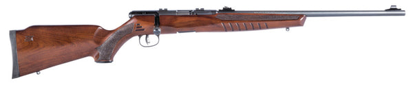 "SAVAGE B22 G .22    21"" BBL W/WOOD - 70210"
