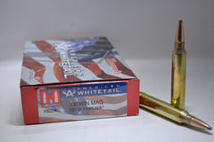 Hornady American Whitetail 300 WIN 150 gr interlock-High Falls Outfitters