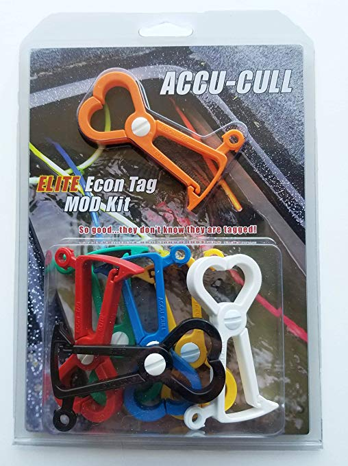 ACCU-CULL - ELITE ECON TAG MOD KIT