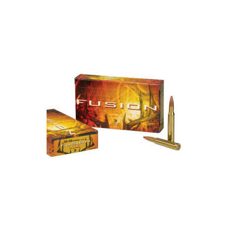 Federal Fusion Centerfire Rifle Ammunition-High Falls Outfitters