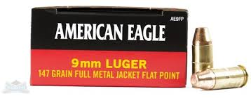 American Eagle 9MM Luger 115GR FMJ-High Falls Outfitters