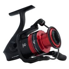 ABU GARCIA BLACK MAX 30 SPIN 4 BB (5.1;1)-High Falls Outfitters